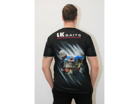 LK BAITS Triko T-shirt Big Ones Lukas Krasa