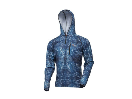 SAVAGE GEAR Mikina Savage Salt UV Hoodie