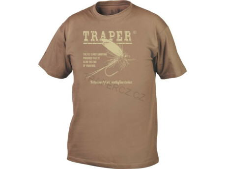 TRAPER Triko Minnesota brown