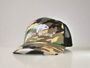 GIANTS FISHING Kšiltovka  Cap Trucker Camo WL