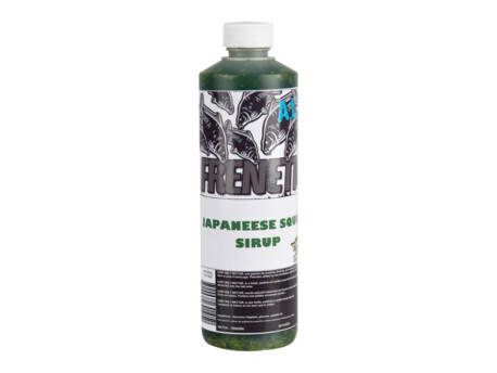 CARP ONLY Sirup Frenetic A.L.T. Japonská Oliheň 500ml