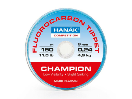 HANÁK Competition Fluorocarbon CHAMPION 150m