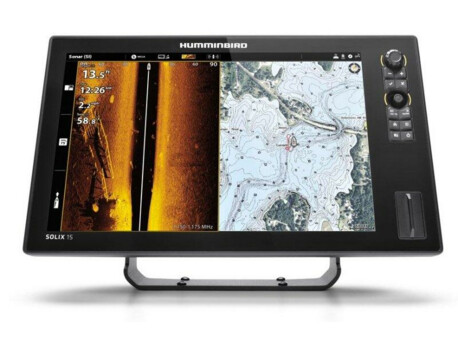 Humminbird SOLIX 15 CHIRP MSI+ GPS G2
