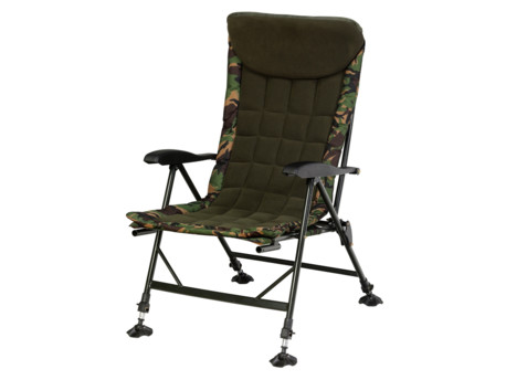 GIANTS FISHING Sedačka Komfy Camo Chair