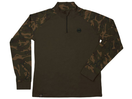 FOX CHUNK Triko Camo/Khaki Edition Long Sleeve T-Shirt VÝPRODEJ