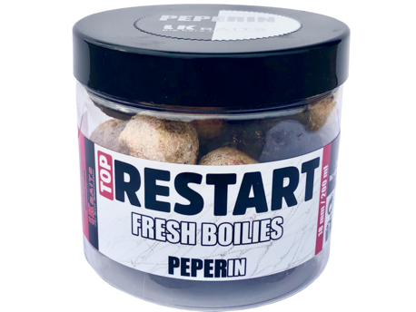 LK Baits Fresh Boilie TopRestart Peperin 18mm 200ml