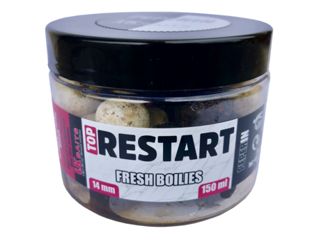 LK Baits Fresh Boilie TopRestart Peperin 14mm 150ml