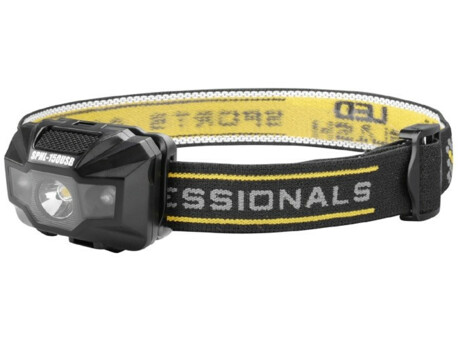 SPRO Čelovka LED HEAD LAMP SPHL150USB
