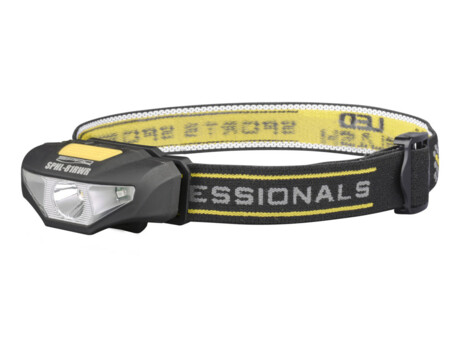 SPRO LED Čelovka HEAD LAMP SPHL81RWR