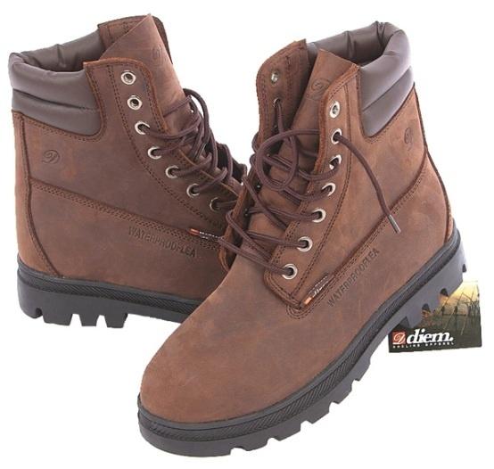 3055ccabc617 kožené boty DIEM Boty ATB Boot -67% VÝPRODEJ!! 🎣 Na Soutoku