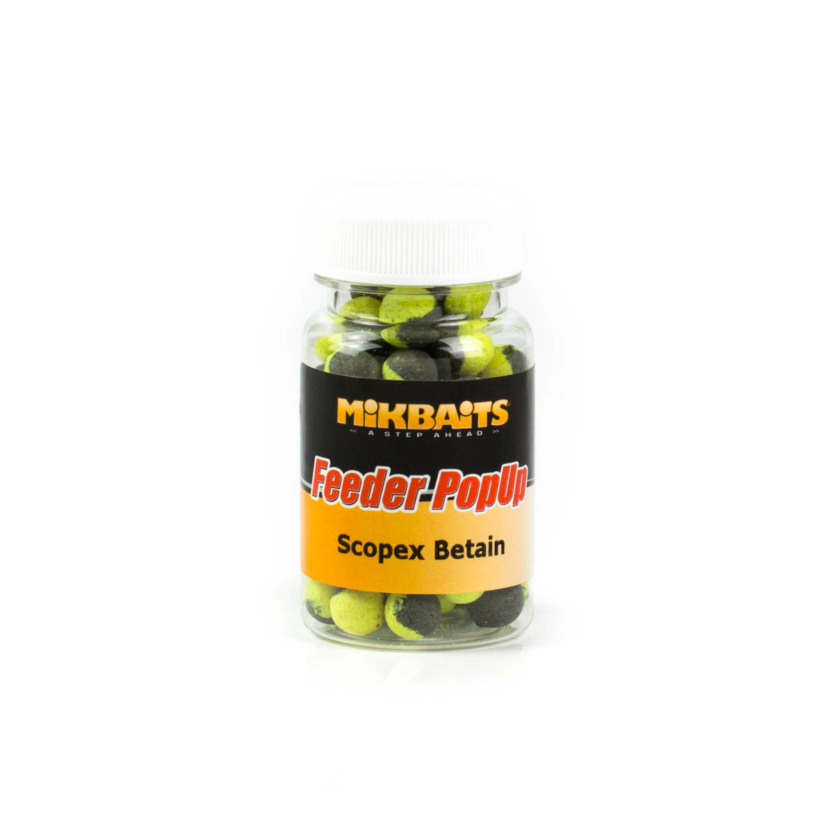 MIKBAITS XXL Method Feeder fluo pop-up 60ml