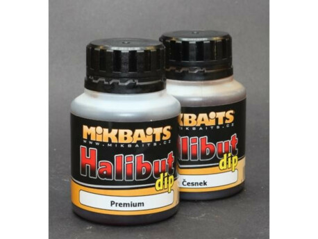 MIKBAITS Halibut Dip 125ml Premium VÝPRODEJ