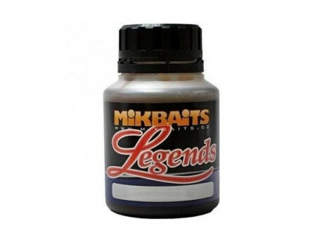 MIKBAITS Legends booster 250 ml Oliheň Black pepper Asa VÝPRODEJ