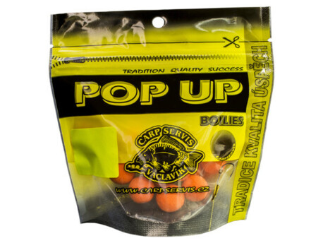 CARP SERVIS VÁCLAVÍK Pop Up Boilies 60g