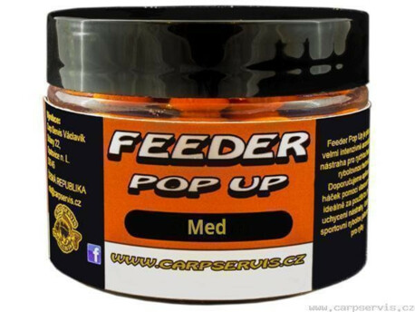 CARP SERVIS VÁCLAVÍK Feeder Pop Up - 30 g