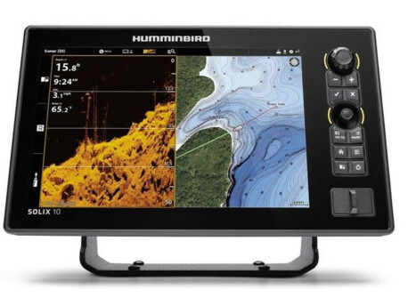 Humminbird SOLIX 10 CHIRP DS/MDI+ GPS G2 (BEZ SONDY)