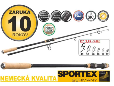 SPORTEX prut Paragon Carp Old School