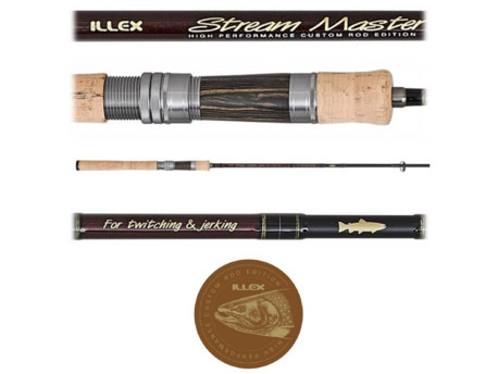 ILLEX Stream Master S-210 ML 2,5-15g Twitch-Jerk VÝPRODEJ