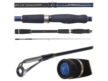 ILLEX Blue Shadow S-2202 H 15-60g Deep Raider VÝPRODEJ