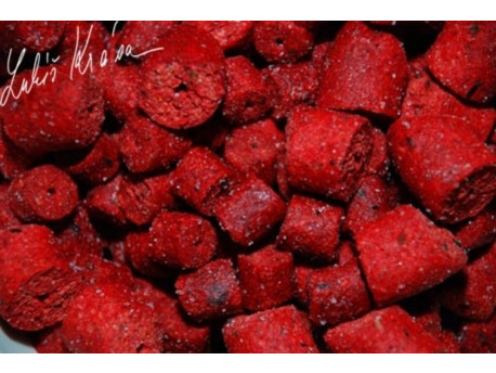 LK BAITS ReStart Pellet Wild Strawberry 12-17mm, 5kg + Booster 100ml VÝPRODEJ