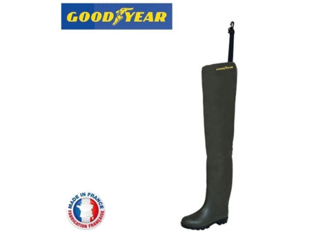 GOODYEAR Holinky Hip Waders Cuissarde SP Green VÝPRODEJ