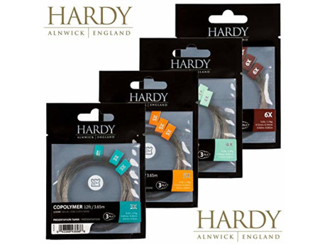 HARDY Vlasec Copolymer 9ft/2,74m 3ks
